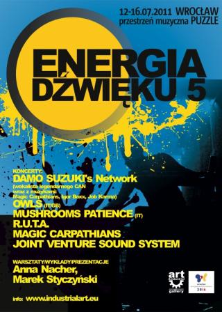 ENERGIA DŹWIĘKU 2011