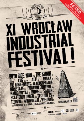 XI Wrocław Industrial Festival