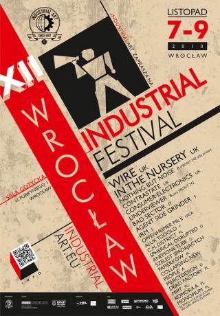 XII Wrocław Industrial Festival
