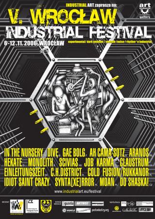V Wrocław Industrial Festival