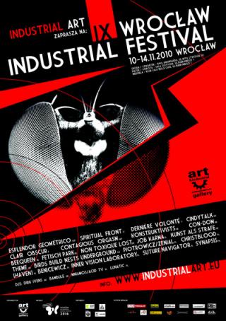 IX Wrocław Industrial Festival