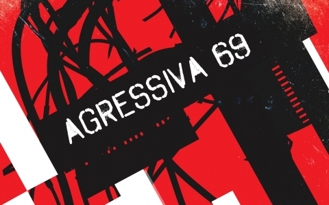 okładka koncertu Agressiva 69