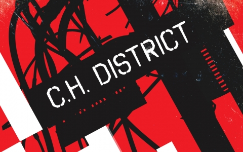 okładka koncertu C.H. District