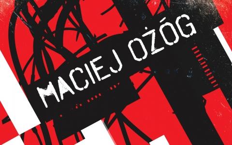 okładka koncertu Maciej Ożóg