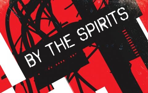 okładka koncertu By The Spirits